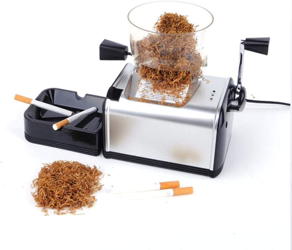 Ever Night Cigarette Automatic Limited price Beauty products sale 8MM Tub Making Machine