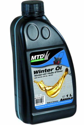 Arnold ARNOLD-4-Takt Winter-Mehrbereichsöl, SAE 5W-30, 1 Liter, 6012-X1-0040