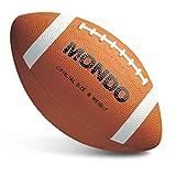 Mondo Toys - Rugby American Football - Pallone da Football Americano in gomma - bambini e adulti -...