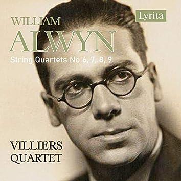 Alwyn: The Early String Quartets