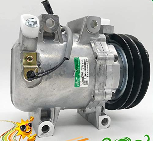 GOWE A/C AC Air Conditioning Compressor Cooling Pump CR14 for Isuzu D-MAX DMAX Rodeo 8DH 2.5 3.0 2.5D 3.0TD 897369-4150 8973694150