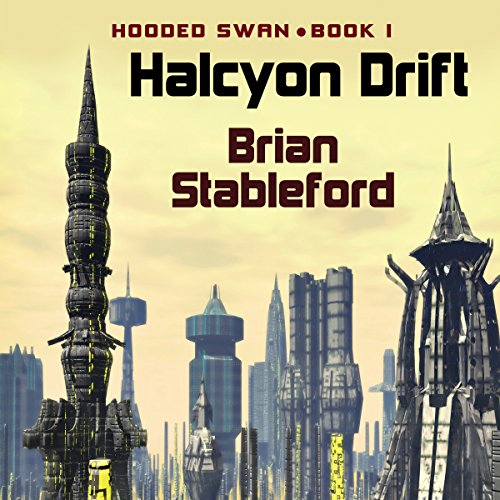 The Halcyon Drift audiobook cover art