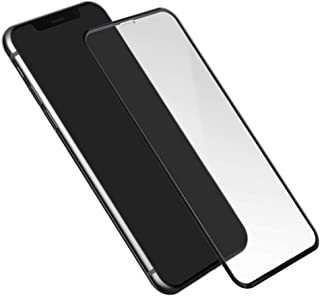 Just Mobile iPhone XS/X 液晶保護 フィルム 強化ガラスフィルム 全画面保護 Xkin(エクスキン)3D Full Coverage Tempered Glass Screen Protector 5.8インチ アイフォン 全面 フルカバー【日本正規代理店品】 JM14359i58