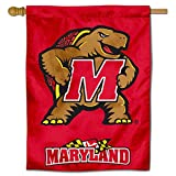 Maryland Terrapins House Flag Banner
