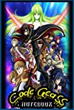 Code Geass notebook: Notebook manga Lined 120 pages, journal gifts for everyone. Size 6x9 inches. ( high quality ),code geass manga