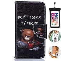 Samsung Galaxy A7 2018/A750 ケース アイフォン 手帳型 本革 レザーケース 財布型 カード収納 マグネット式 スマホケース スマートフォンケース サムスン ギャラクシー[無料付防水ポーチ水泳など適用]