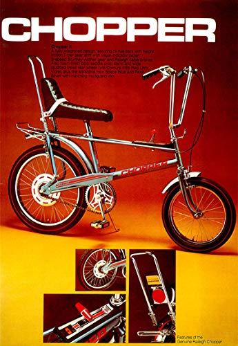 chopper bike raleigh - 3