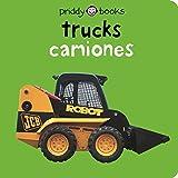 Bilingual Bright Baby Trucks: English-Spanish Bilingual