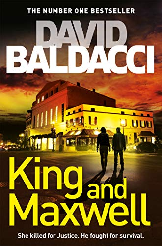 King and Maxwell (English Edition)