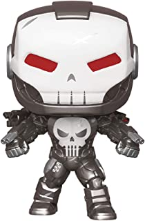 Funko Pop! Marvel: Punisher War Machine Figura de vinilo, multicolor