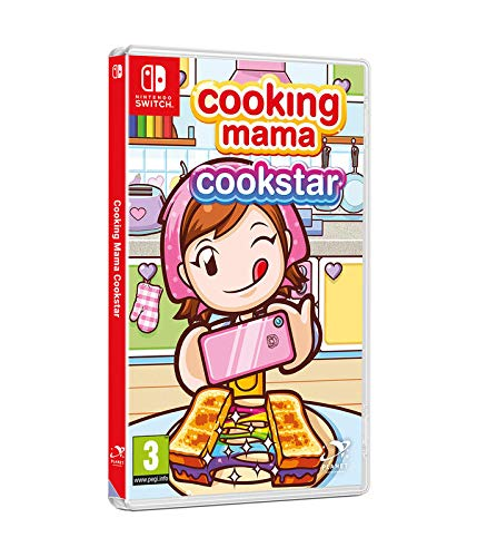 Cooking Mama Cookstar - Nintendo Switch