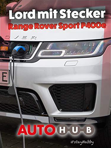 günstig Range Rover Sport P400e – Plug-in-Hybrid-Test Vergleich im Deutschland