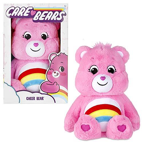 Care Bears 14 Zoll Cheer Bear Plüschtier mit Münze