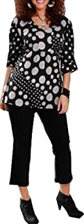 grande taille Sheego bootcuthose Pantalon Stretch Femme Taille 56-58 Noir 628
