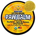 Organic Paw or Nose Balm for Dogs & Cats | All Natural Soothing & Healing for Dry Cracking Rough Pet Skin | Protect & Restore Cracked and Chapped Dog Paws & Pads | Better Than Paw Wax