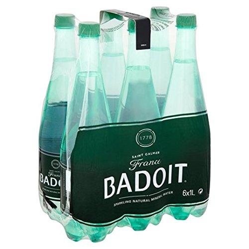 Badoit Agua   6 X 1Ltr
