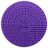 Brush Cleaning Mat Silicone Makeup