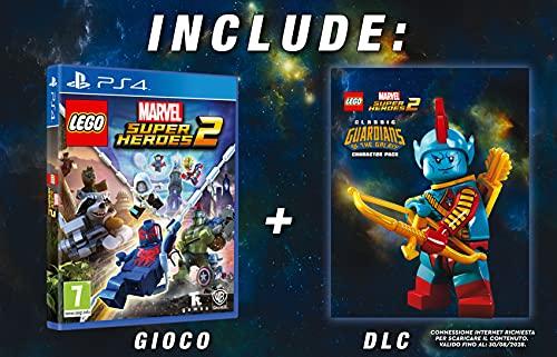 Lego Marvel Superheroes 2 - Edizione DLC - Esclusiva Amazon (PS4)