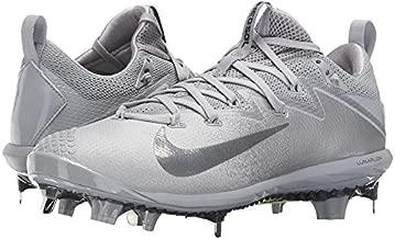 Nike Vapor Ultrafly Elite Wolf Grey/Metallic Dark Grey/Metallic Silver Mens Cleated Shoes