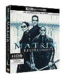 Matrix Revolutions (Blu-Ray 4K Ultra HD+Blu-Ray) [Italia] [Blu-ray]