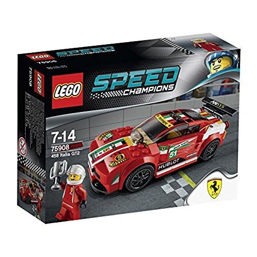 LEGO Speed Champions 75908 - 458 Italia GT2