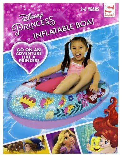 Disney Princess Boot aufblasbar