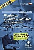 Técnico en Cuidados Auxiliares de Enfermería. Temario. Volumen 1. Servicio de Salud de Castilla y León (OPOSICIONES)