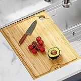 Kraus KCB-WS103BB Kore Cutting Board, 16 3/4'x 12'