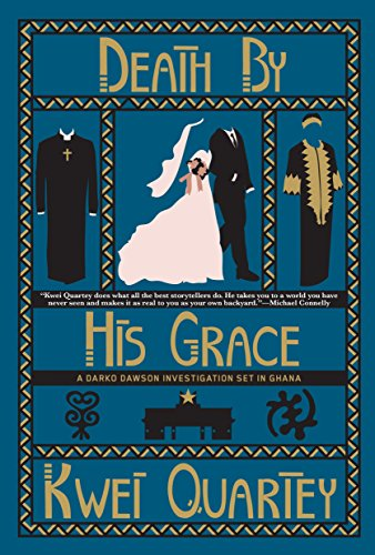 Image of Death by His Grace (A Darko Dawson Mystery)
