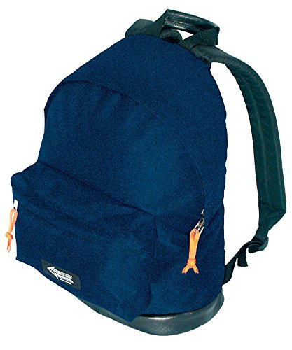daypak Trekking Sac de randonnée 24L Sac à dos scolaire Cartable couleurs assorties Bleu Bleu marine 24 l