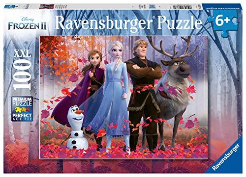 Ravensburger Kinderpuzzle 12867 - Magie des Waldes - 100 Teile
