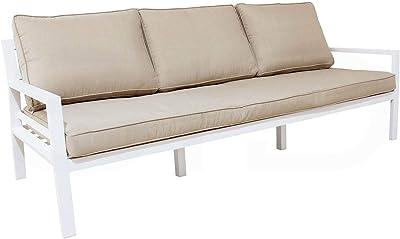 Lafuma Tumbona, Plegable y ajustable, Transabed, Air Comfort ...