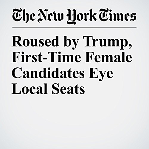 Roused by Trump, First-Time Female Candidates Eye Local Seats copertina