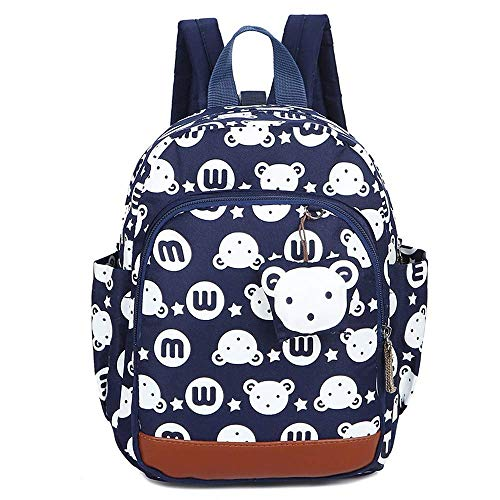 Why Should You Buy NA MGWYE Children's Bag Kindergarten Bag Cute Cartoon Primary School Backpack (Co...