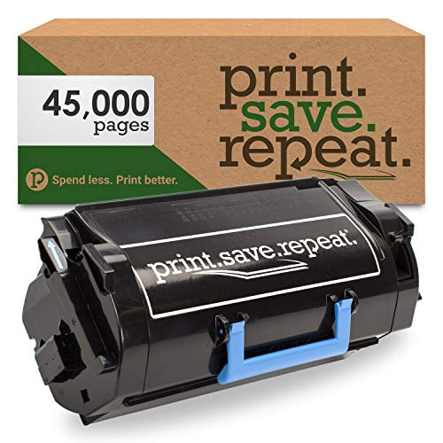 Print.Save.Repeat. Dell 03YNJ Extra High Yield Remanufactured Toner Cartridge for B5460 [45,000 Pages]
