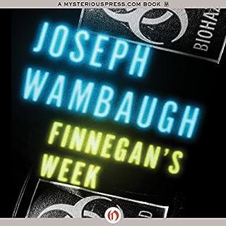 Finnegan's Week audiobook cover art