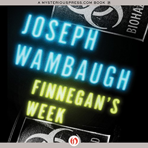 Finnegan's Week audiobook cover art