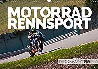 Motorrad Rennsport (Wandkalender 2022 DIN A3 quer): 12 einzigartige Bilder aus dem Motorrad Rennsport in Deutschland (Monatskalender, 14 Seiten )