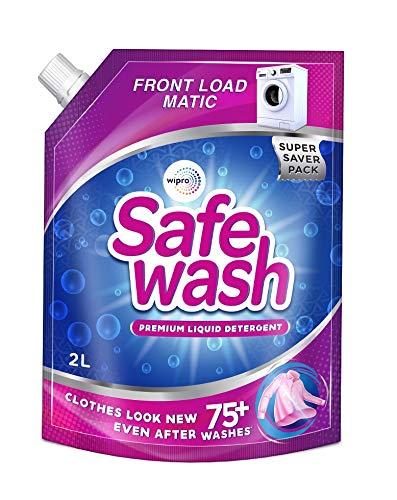 Safewash Matic Front Load Liquid Detergent