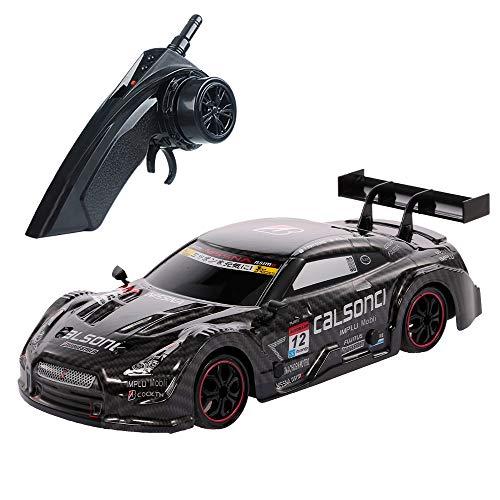 Goolsky 1/18 RC Drift Car, 28km/h 4WD High Speed Racing Car Kids Gif