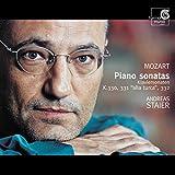 モーツァルト:ピアノ・ソナタ10番、11番「トルコ行進曲付き」、12番
