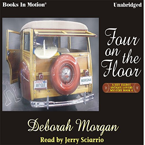 Four on the Floor audiobook cover art