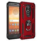 Best ST Coque Motorola Moto E5 Play, Coque Moto E5 Play, Etui Housse de Protection Antichoc Durable...