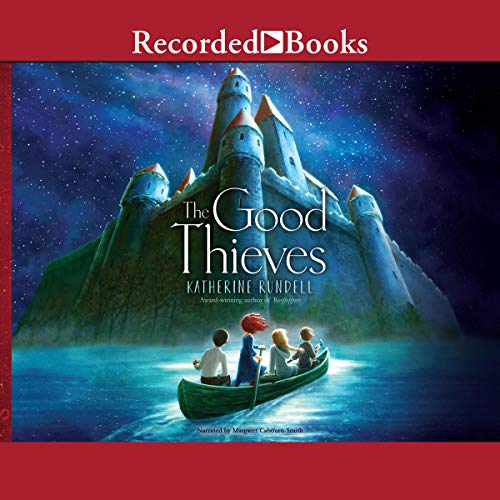 The Good Thieves audiobook cover art