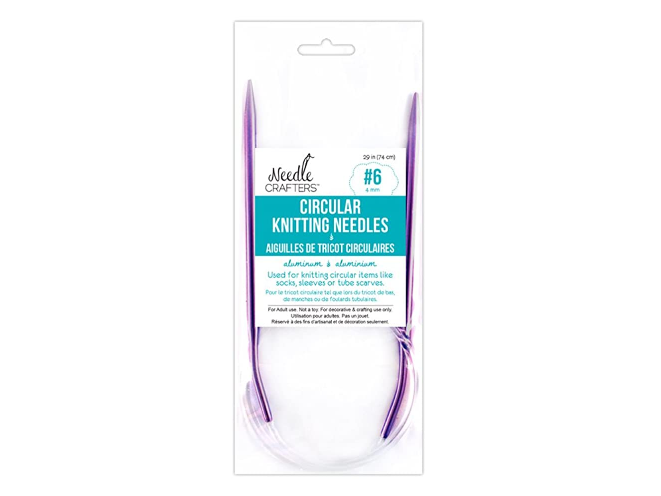 Needlecrafters Circular Knitting Needle