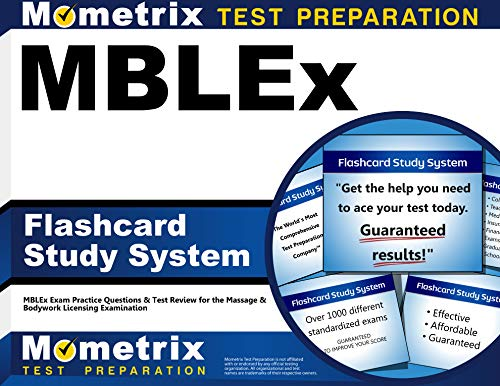 MBLEx Flashcard Study System: MBLEx Exam Practice Questions & Test Review for the Massage & Bodywork Licensing Examination (English Edition)