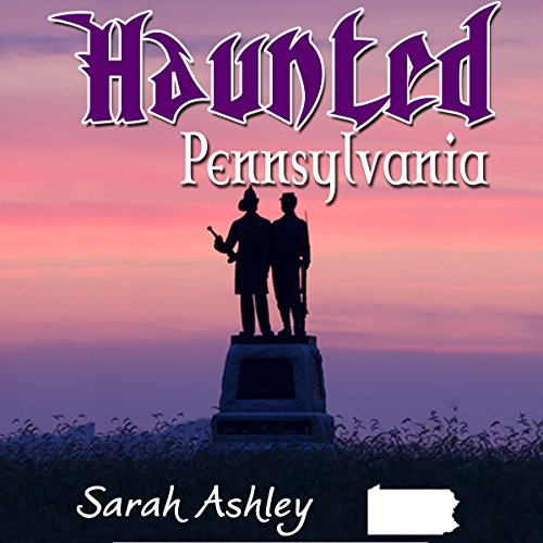 Haunted Pennsylvania audiobook cover art