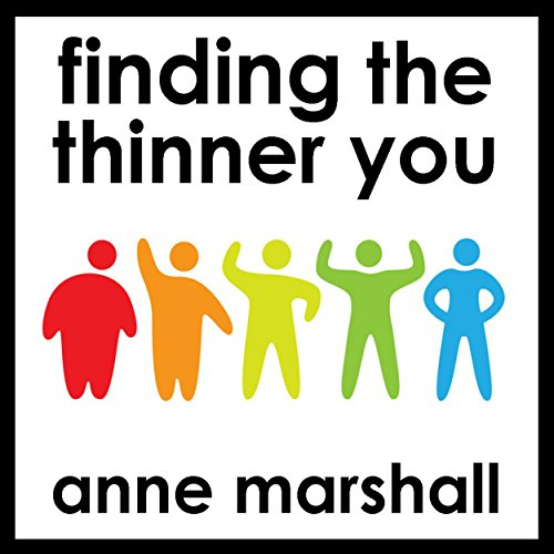 Finding the Thinner You audiobook cover art