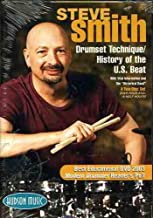 Steve Smith-Drumset Technique/History of the U.S. Beat Set