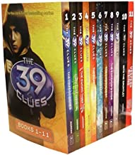 The 39 Clues Complete Boxed Set 1-11 and Digital Cards